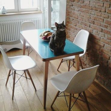 Stolik śniadaniowy SOLO po personalizacji