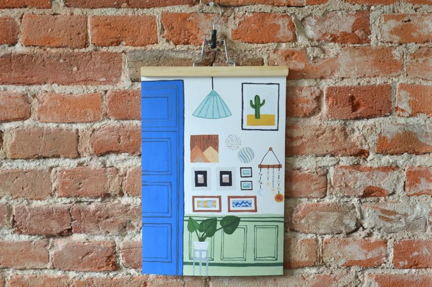 1 plakat wall 3 sredni