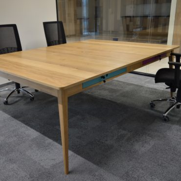 Wieloosobowe biurko SOLO